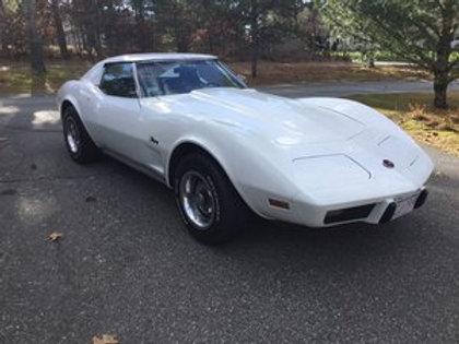 1976 Chevrolet Corvette 4 speed