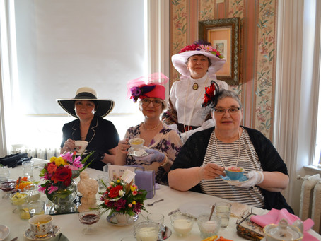 The Perfect Afternoon Tea Party