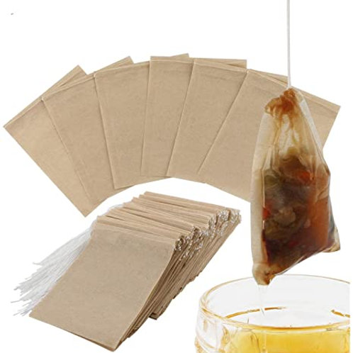 Open Tea Sachets (1 pack = 100 bags)