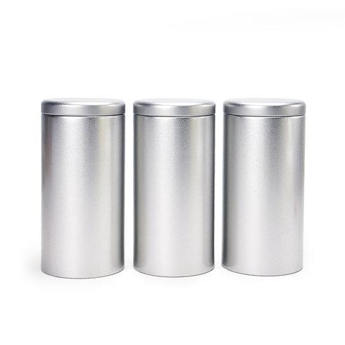 Plain Silver Tin (100g)
