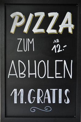 Tafel PizzazumAbholen