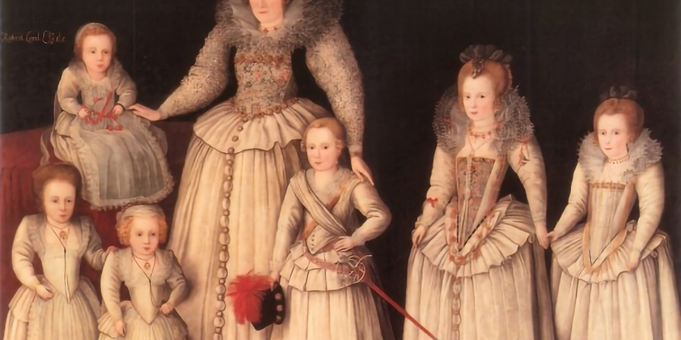 Whalebone Bodies and French Farthingales: Clothing in Jacobean England