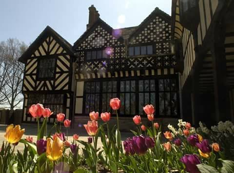 Agecroft in Spring