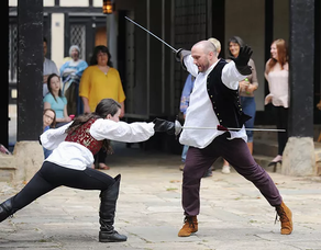 The Players: Acting in Shakespeare's Time