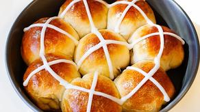 Hot Cross Buns, Hot Cross Buns: Easy Recipe With Kids