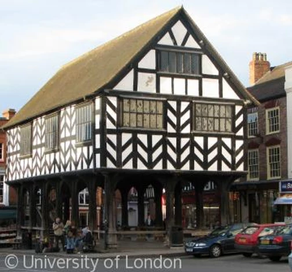 What Does an English Market Town Look Like Today