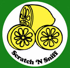 Activity #3: Scratch and Sniff Paint