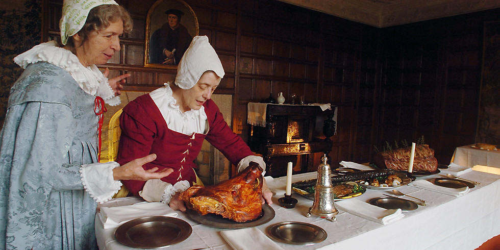 Special Focus Tour: Dining with Shakespeare