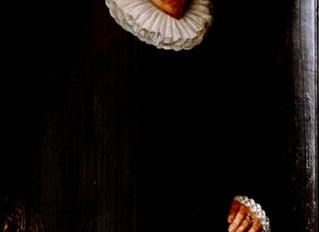 A Portrait of a Unknown Gentleman by Adrian Thomas Key