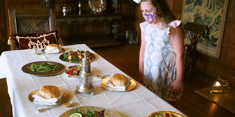 Special Focus Tour: Bellycheer! Feasting in England 1580-1640