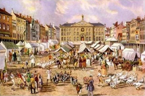 The Market Fair: Economics and Entertainment