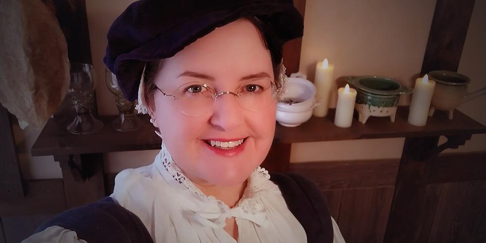 Meet Marye Bucke: A Virtual Presentation by Rebecca Suerdieck