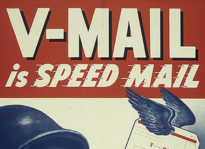 WWII Victory Mail