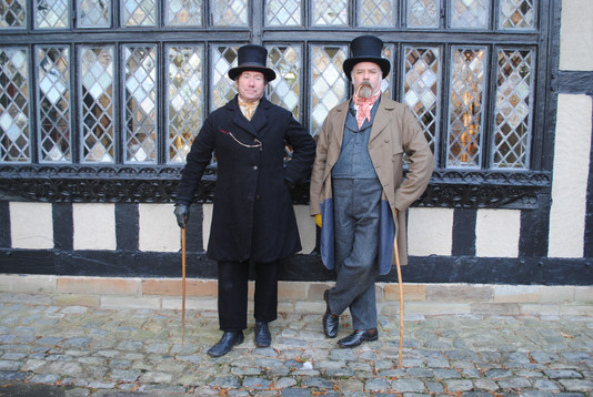 Victorian Living History