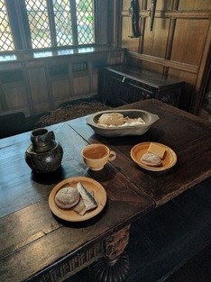 Food during the Lenten season in 17th Century England