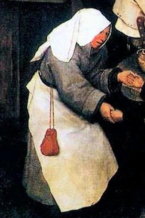 Tudor Purses and Pouches: A Necessary Accessory