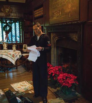 Navy Gentleman