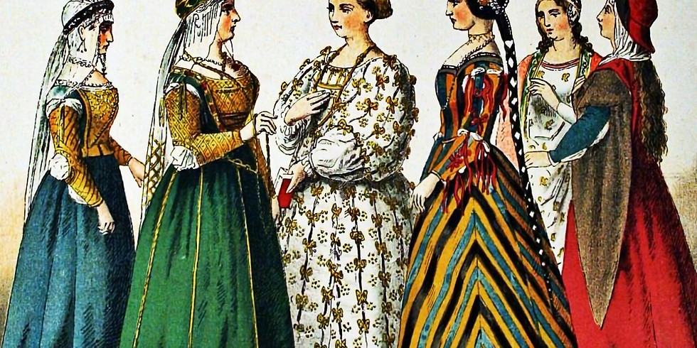 Special Focus Tour: Gendered Experiences: Women in Early Modern England