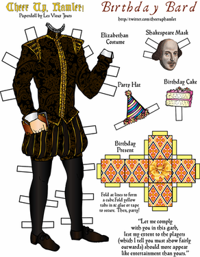 Have a Little Party With Shakespeare