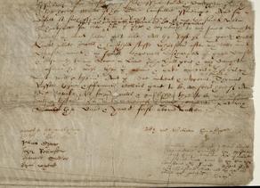 Shakespeare's Name and Handwriting