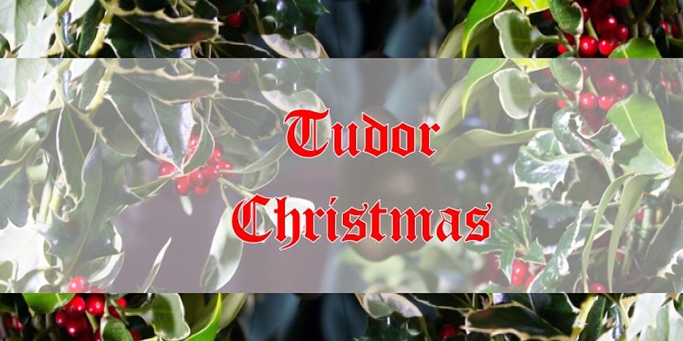 Tudor Christmas: Virtual Lecture