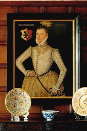 Tudor Fashionista: A Portrait of William Dauntesey
