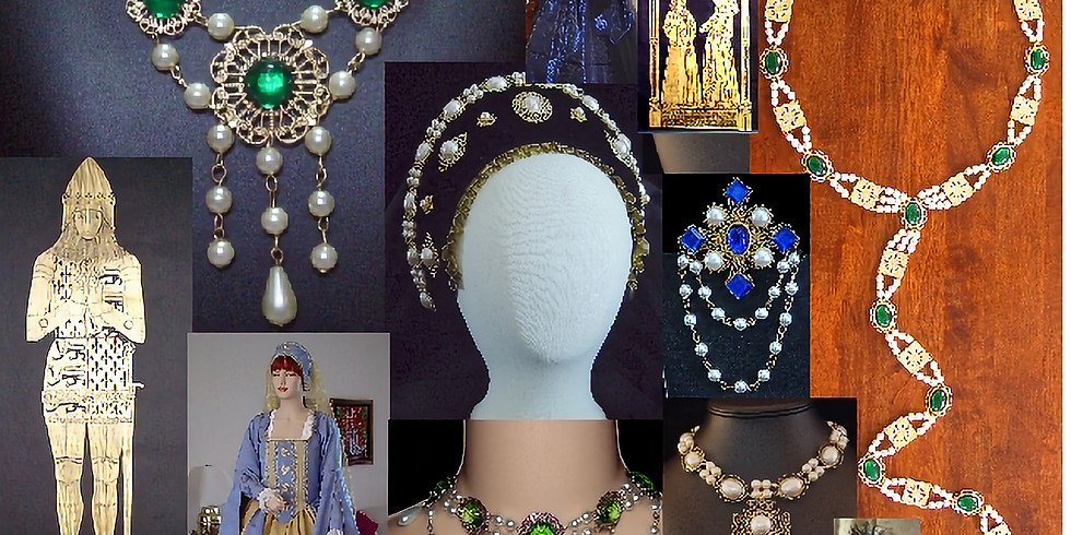 Special Focus Tour:  Terms of Adornment: Jewelry Styles of Monarchs and Nobles  (1)
