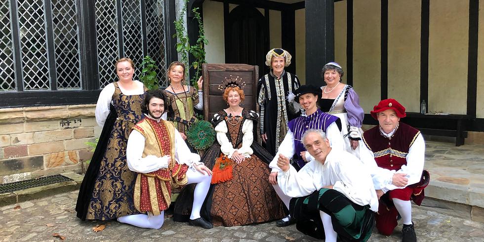 A Royal Brew-haha: the Queen Comes to Agecroft