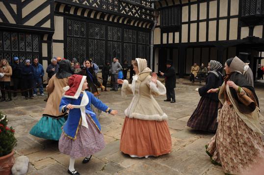 Victorian Dancing