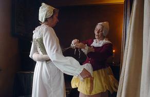 Lady of the Manor: Dressing Mistress Dauntesey