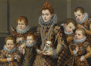 17th Century Trends for Children