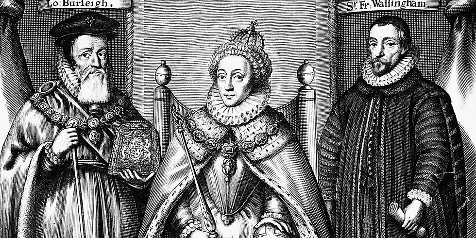 Ciphers, Secrets, and Spies in the Queen's Court