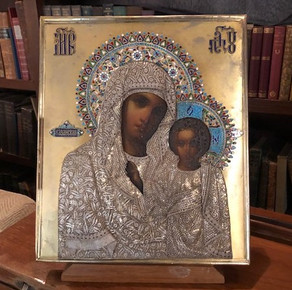 Icon, Kazan Mother of God
