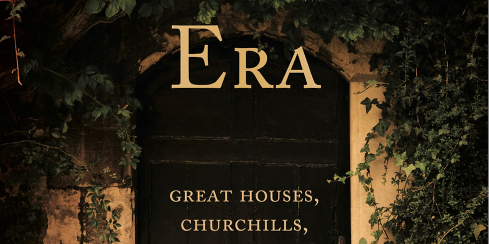 The Downton Era: Great Houses, Churchills, and Mitfords: A Talk with Author Nancy Parrish - 1:00pm