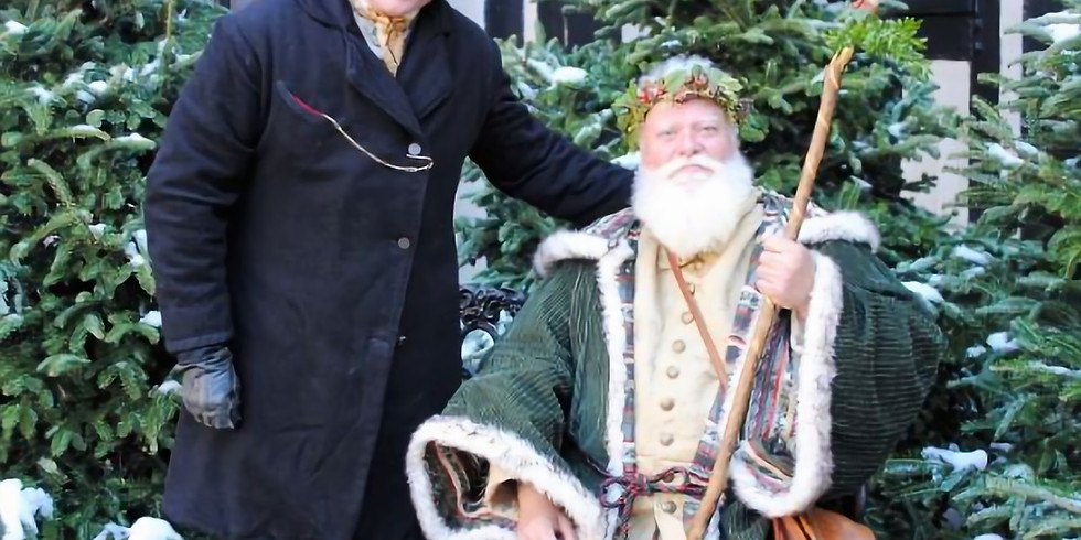 Yuletides at Agecroft: Christmas Open House