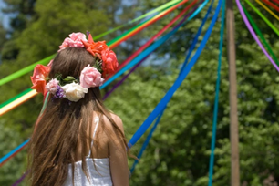 May Day: The Crowning Event