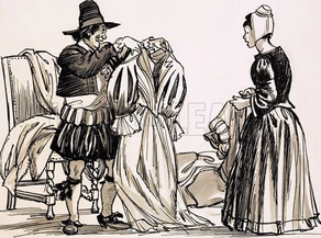 """""""Cast off Cloaths"""": The Secondhand Clothing Industry in Early Modern England"""
