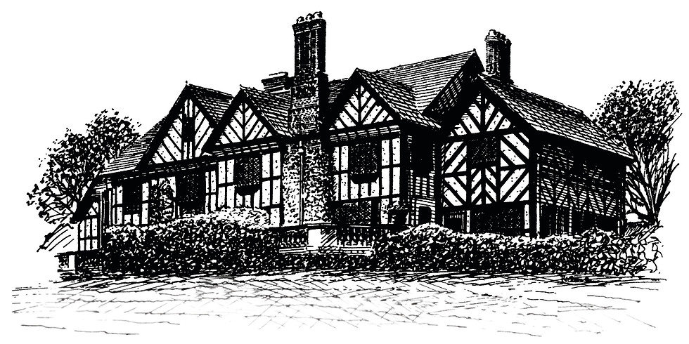 Agecroft Hall from Elizabethan Manor House to Victorian Country House