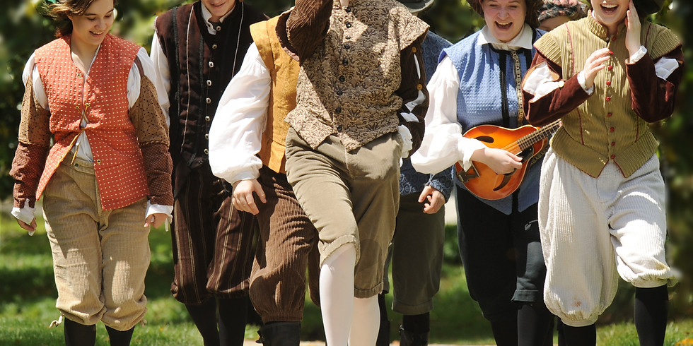 Let's Celebrate the Bard! Virtual Education Day