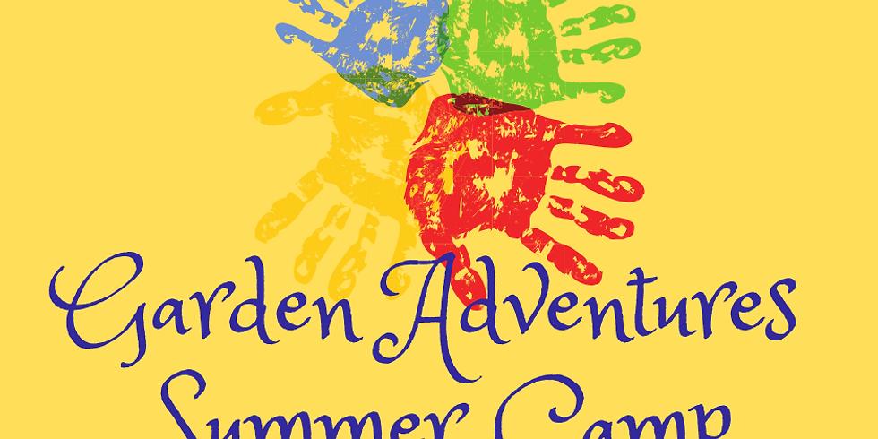 Garden Adventures Summer Camp