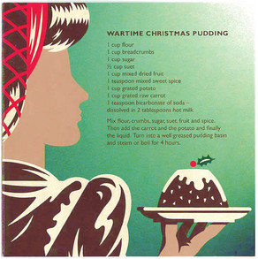 WWII Christmas Recipes