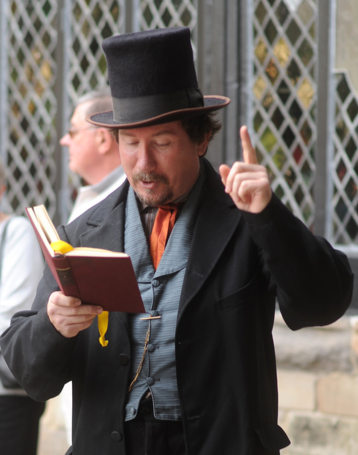 Dickens Reading