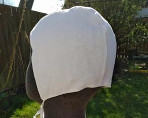 Sew a Tudor Coif: Intermediate Level Project