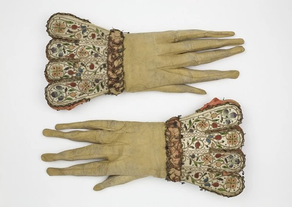 Decorate a Fancy Pair of Gloves
