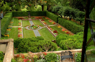 Charles Gillette and Agecroft's Gardens