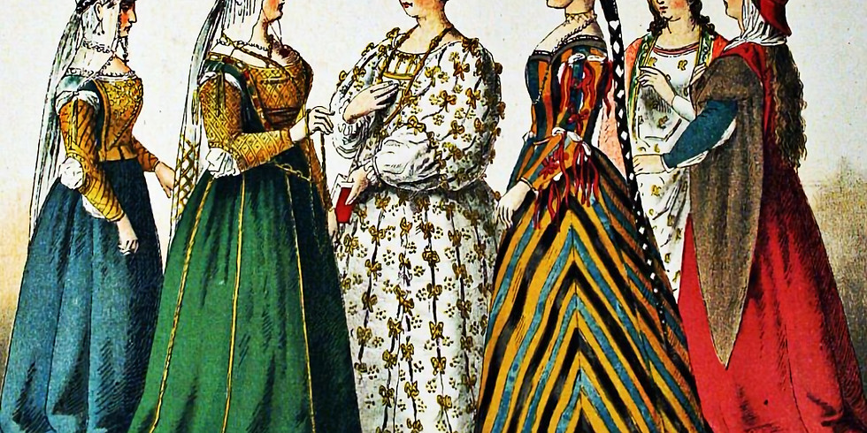 Special Focus Tour: Terms of Adornment - Jewelry Styles of Monarchs and Nobles
