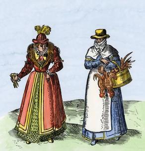 Mistress Dauntesey Heads to Market