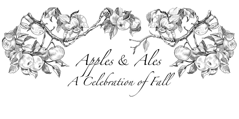 Apples & Ales - Sold Out!