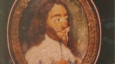 Three Images of King Charles I
