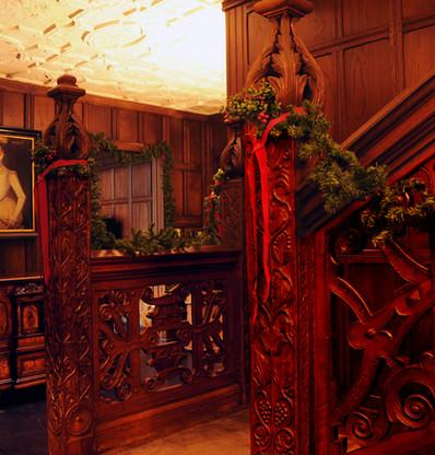 Agecroft Hall Interior Decorations